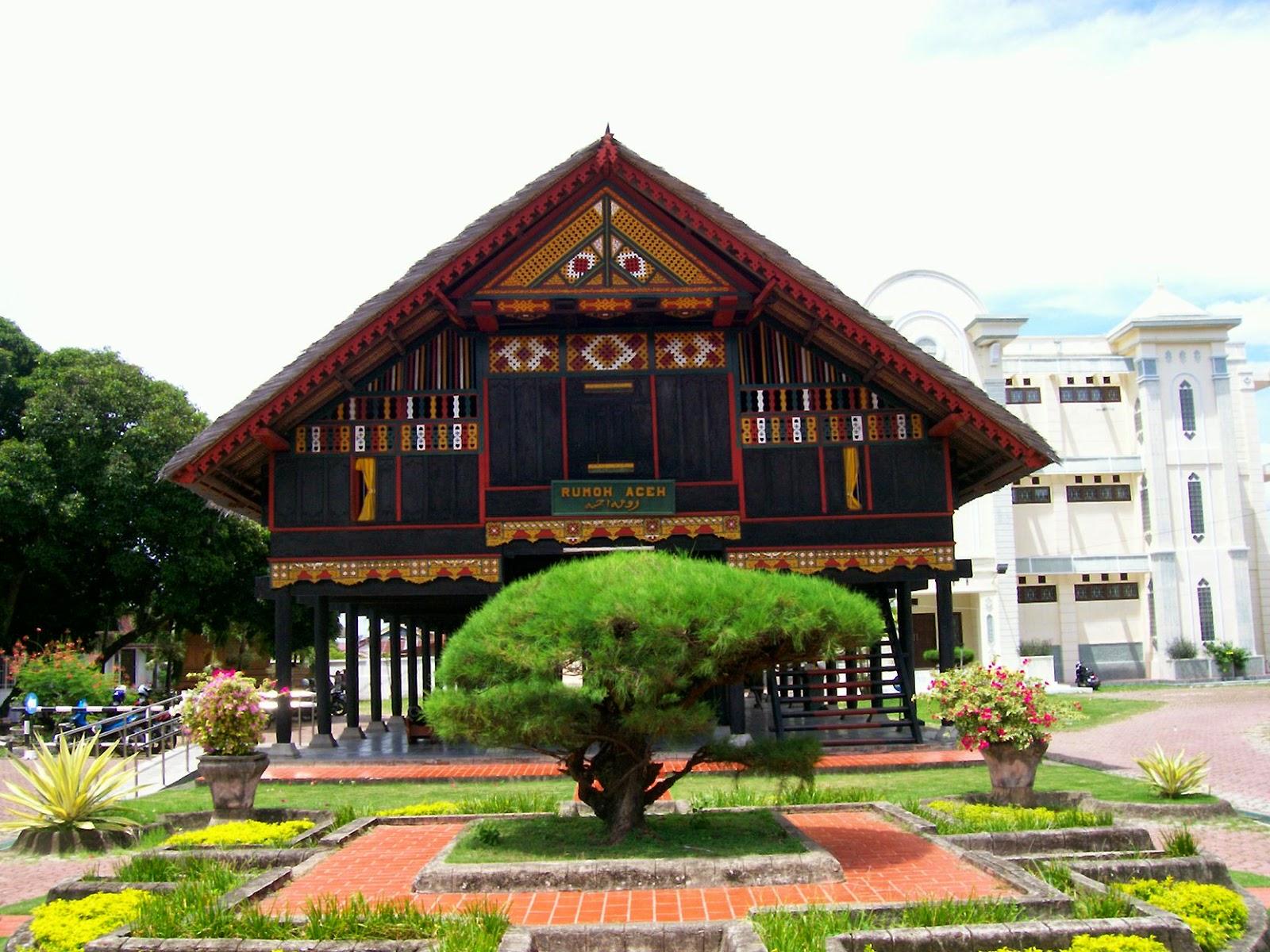 Gambar Rumah Adat Dan Namanya Lengkap Dari 34 Provinsi Di Indonesia Jasa Pengetikan Cibinong