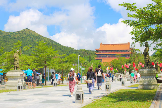 FSRM in Big Buddha, Ngong Ping Village