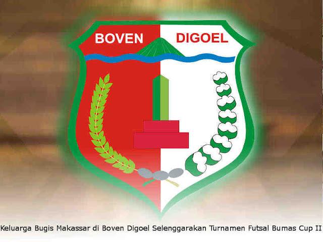 Keluarga Bugis Makassar di Boven Digoel Selenggarakan Turnamen Futsal Bumas Cup II