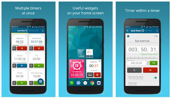 Multi Timer StopWatch Premium Apk