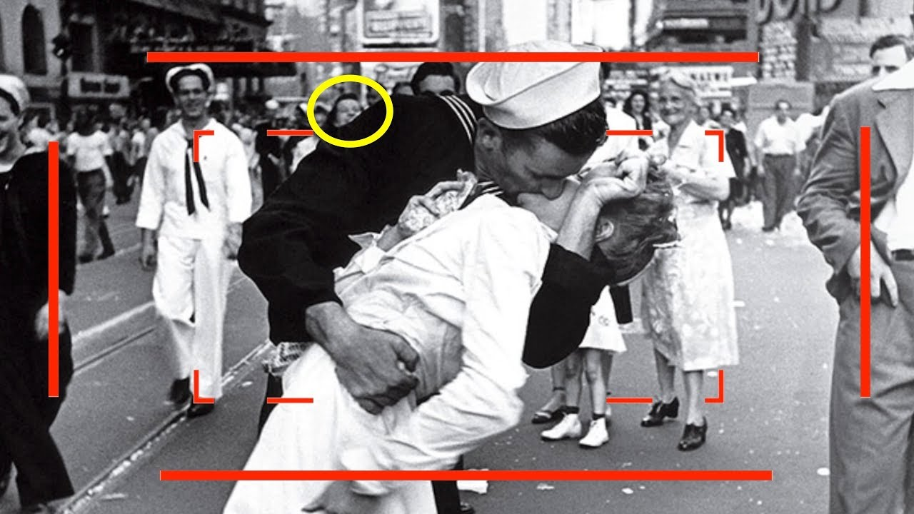 V-J Day in Times Square by Alfred Eisenstaedt - Story Behind the Photograph