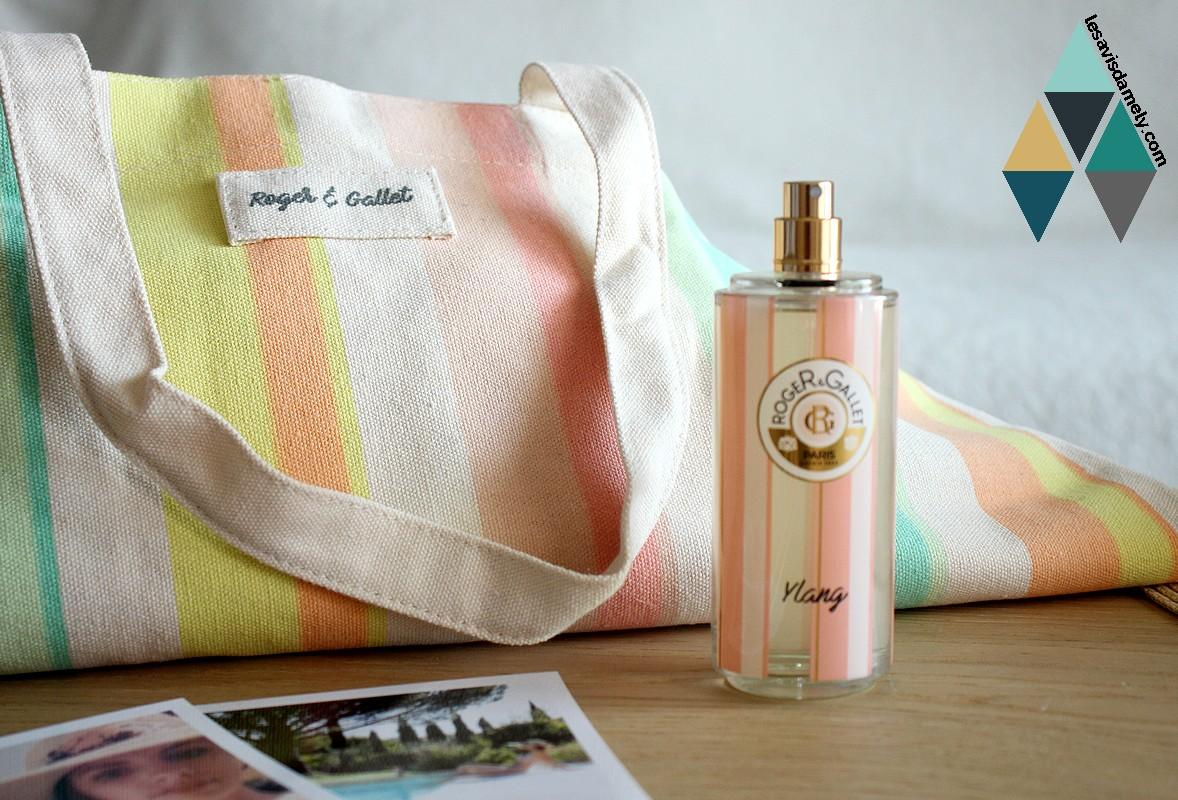 revue beauté parfum roger et gallet ylang édition limitée été 2019