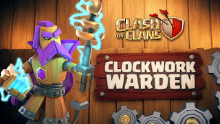 clash of clans gaming,clash of clans game live stream, clash of clans april season,clash of clans clock work warden