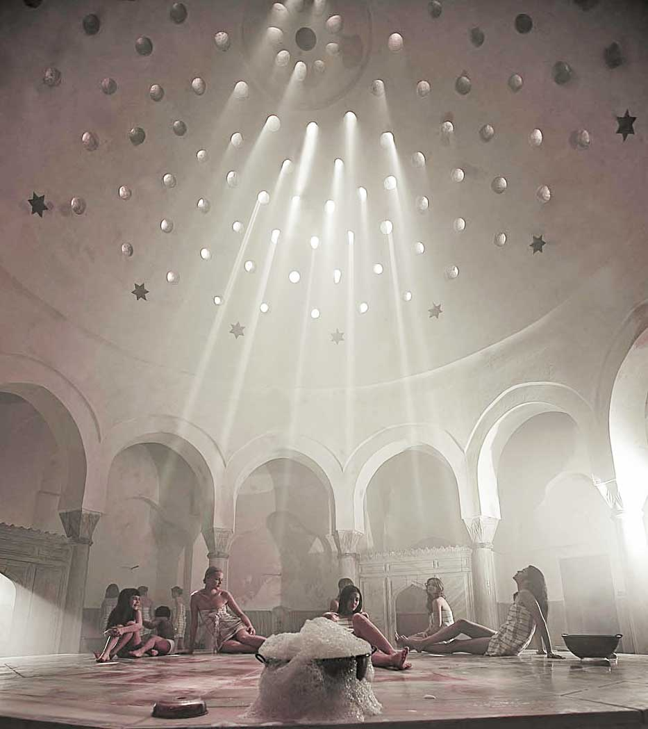 #HosGoGlobal to Istanbul - The Turkish bath Experience