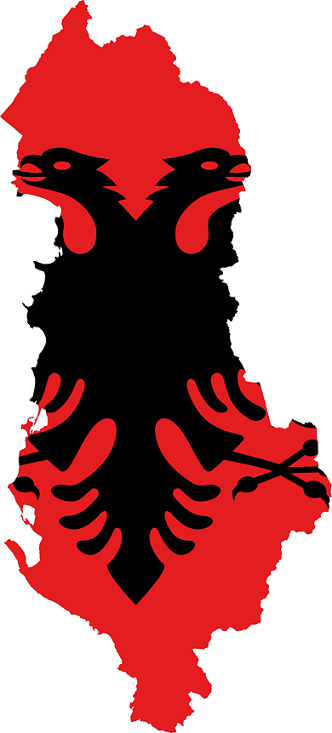 Albânia | População de 1910 a 2020