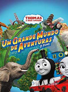 Thomas e Seus Amigos: Um Grande Mundo de Aventuras - O Filme - HDRip Dublado