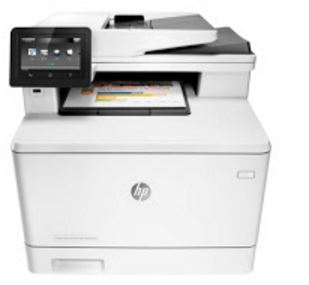Free Download Driver HP Color LaserJet Pro MFP M477fnw