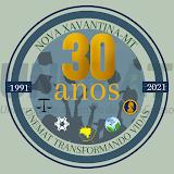 Selo Comemorativo de 30 Anos de UNEMAT em Nova Xavantina