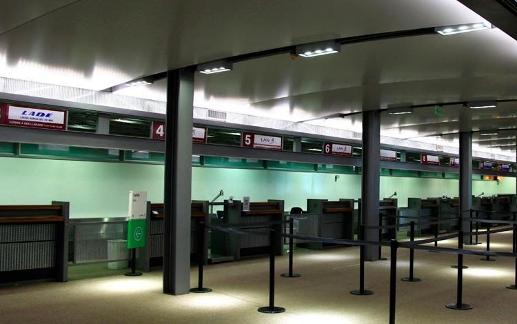 Argentina El Cafate aeroporto