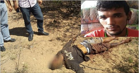 Corpo de homem é encontrado em um matagal em Delmiro Gouveia, próximo ao Campo de Aviação