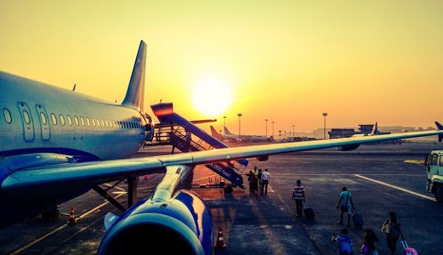 Ketika Takut Naik Pesawat, Bacalah Doa Ini Untuk Menghilangkannya