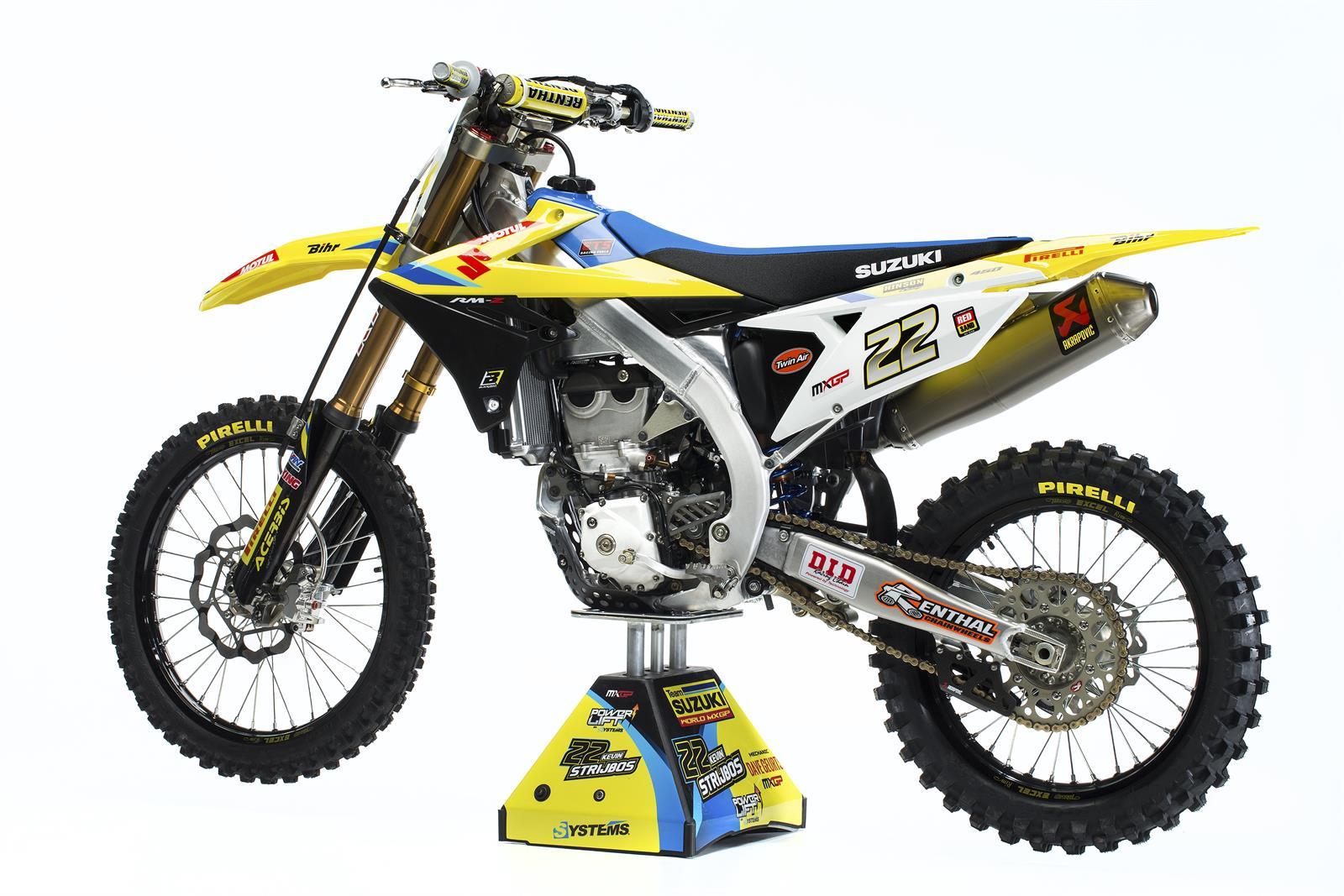 Yamaha Rm Pro