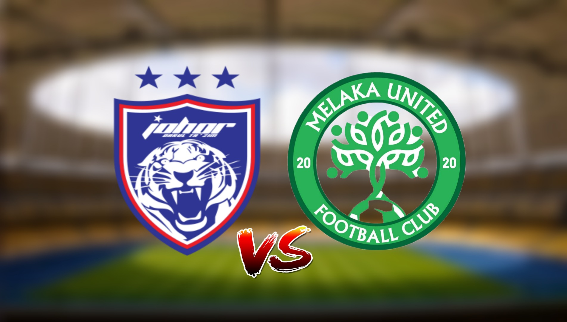 Live Streaming JDT FC vs Melaka United Liga Super 2.4.2021