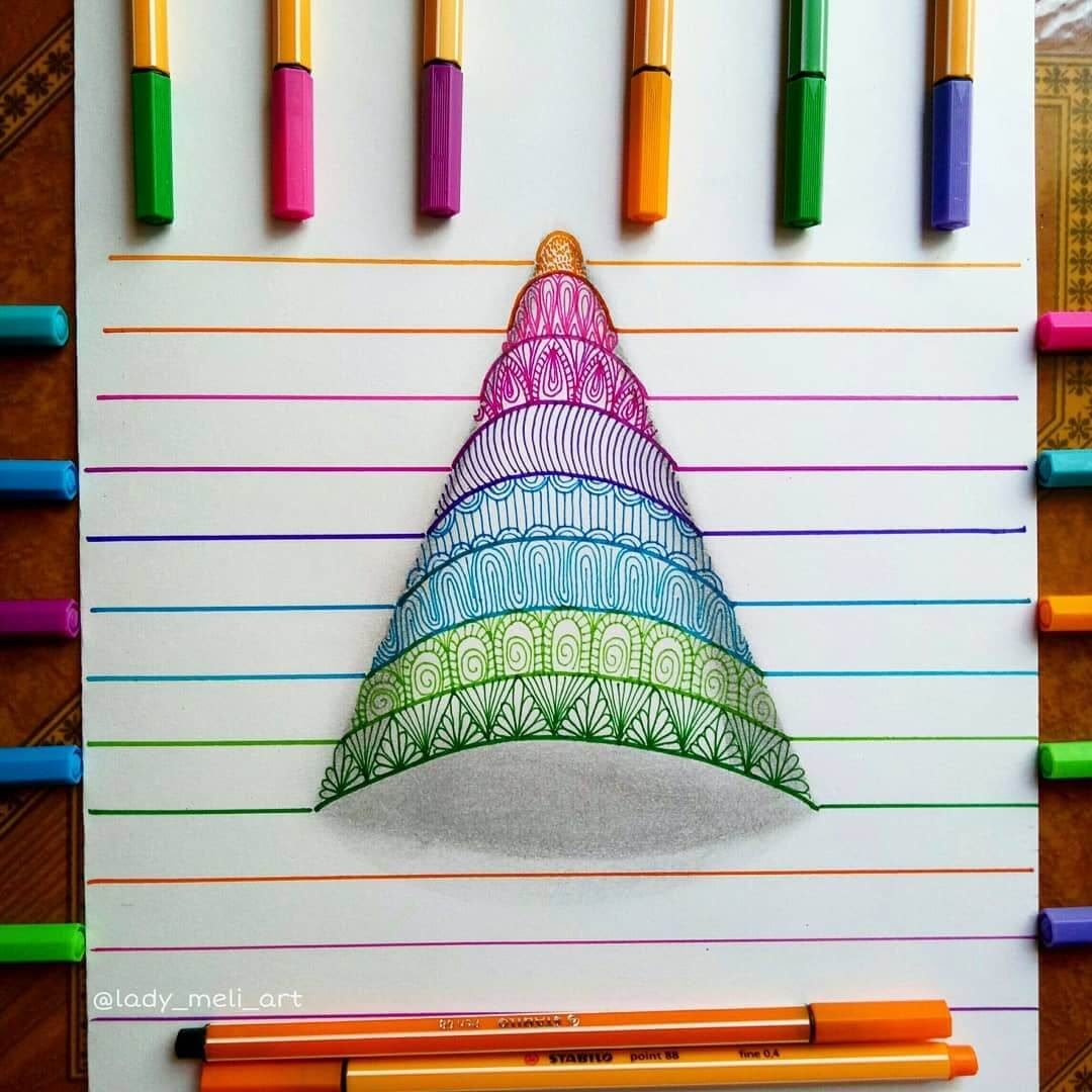 03-lady-meli-art-Colored-Pens-and-Geometric-Mandalas-Zentangles-Doodles-www-designstack-co