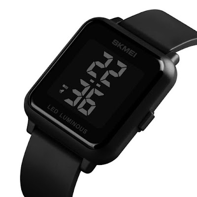 Unisex LED Wristwatch