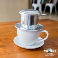Kaffee in Vietnam auf WELTREISE. www.WELTREISE.tv
