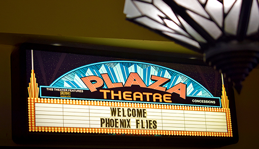 Plaza Theatre | Photo: Travis Swann Taylor