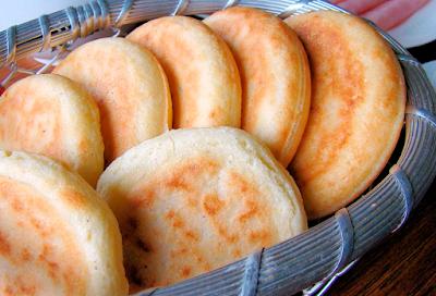 Cómo hacer Arepas con harina de trigo | Arepas Andinas