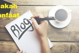 Mari Kita Bahas,Apa Manfaat dari Blogging?
