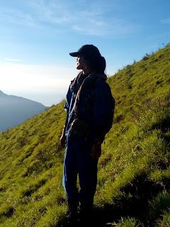 Gunung di NTT