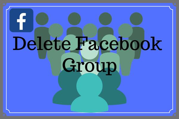 How Do I Close A Group I Created On Facebook