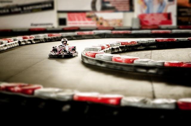 Yerf Dog go-karts have distinct engine results