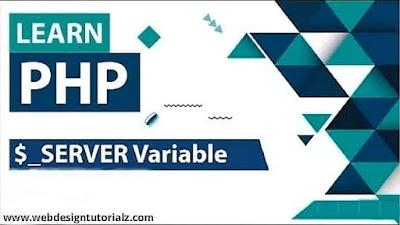 $_SERVER Variables