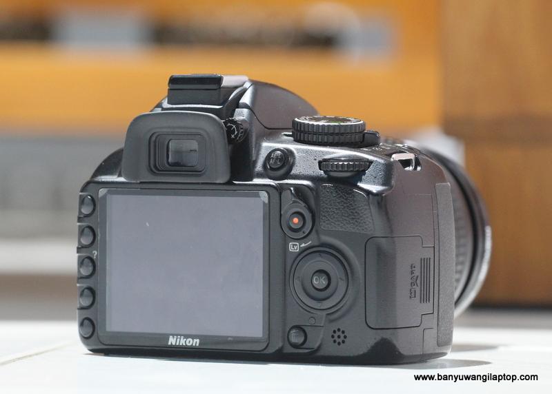 Jual Kamera Dslr Nikon D3100 Lens 18 105mm Vr Banyuwangilaptop Com