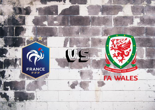 Francia vs Gales  Resumen y Partido Completo