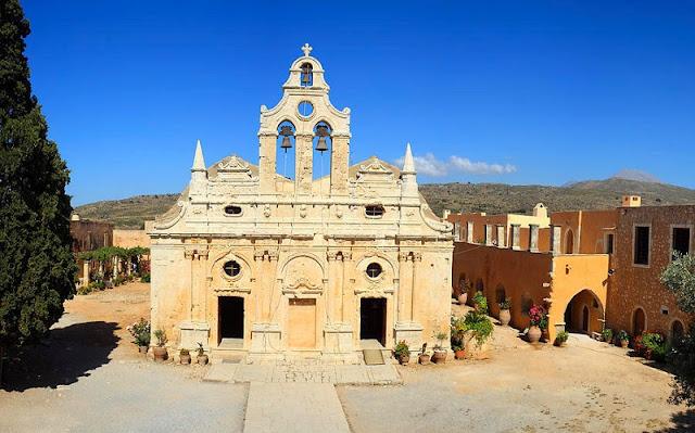 Monastério Arkadi, Creta