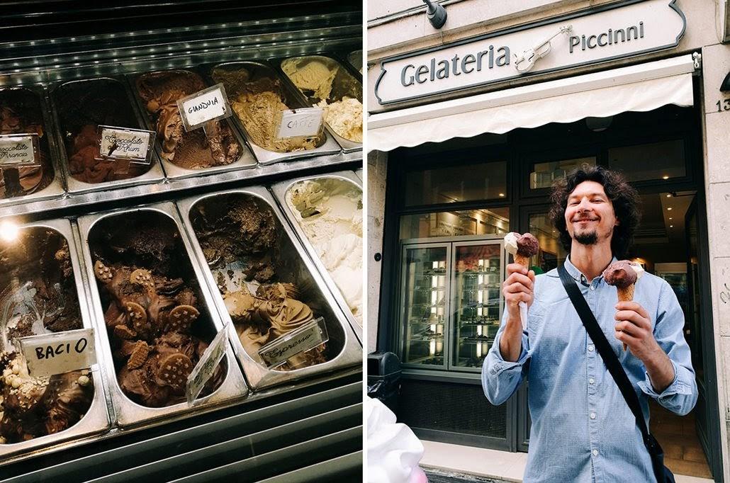 labākais itālijas saldējums