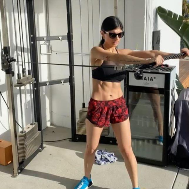 Mia Khalifa Hot Pics Gallery