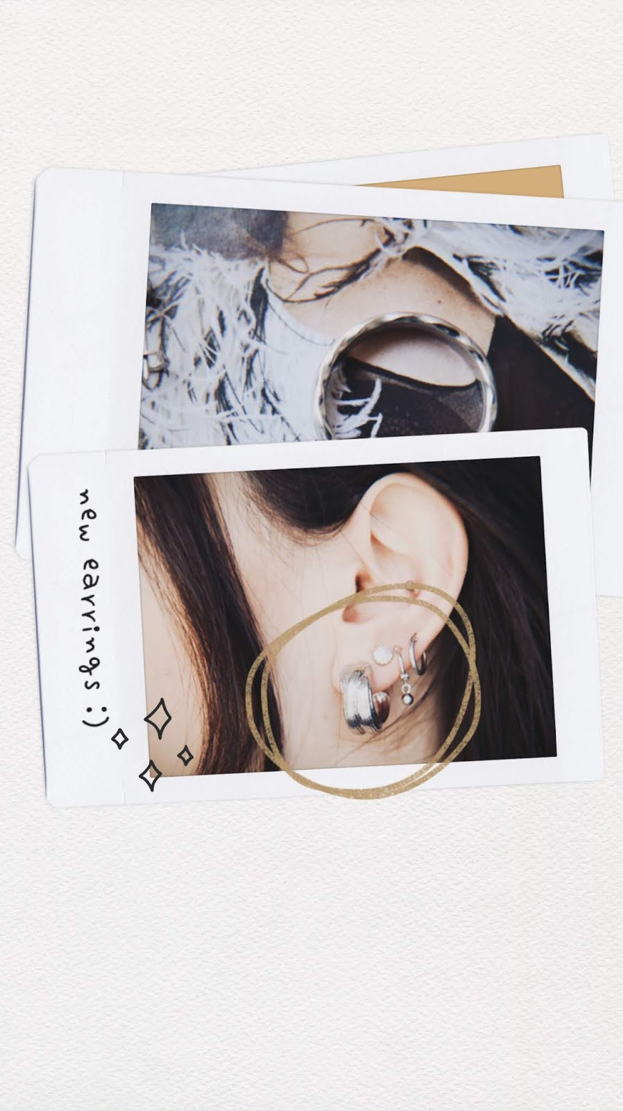 New In My Earring Collection