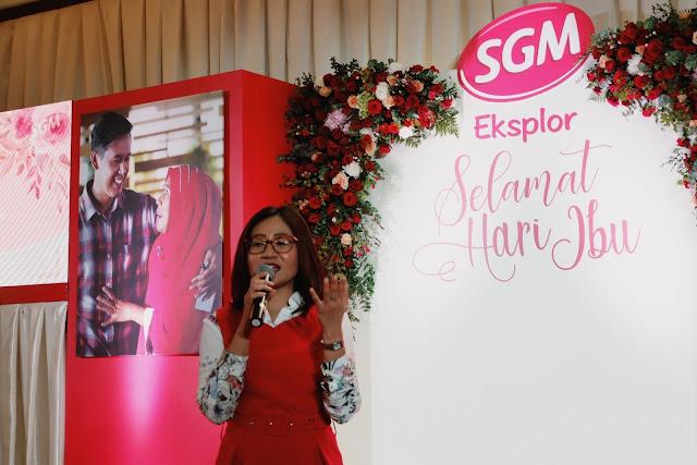 indonesia maju dimulai dari ibu