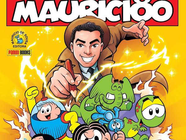 [Atualizada] Lançamentos de dezembro: Panini Comics - Maurício de Sousa