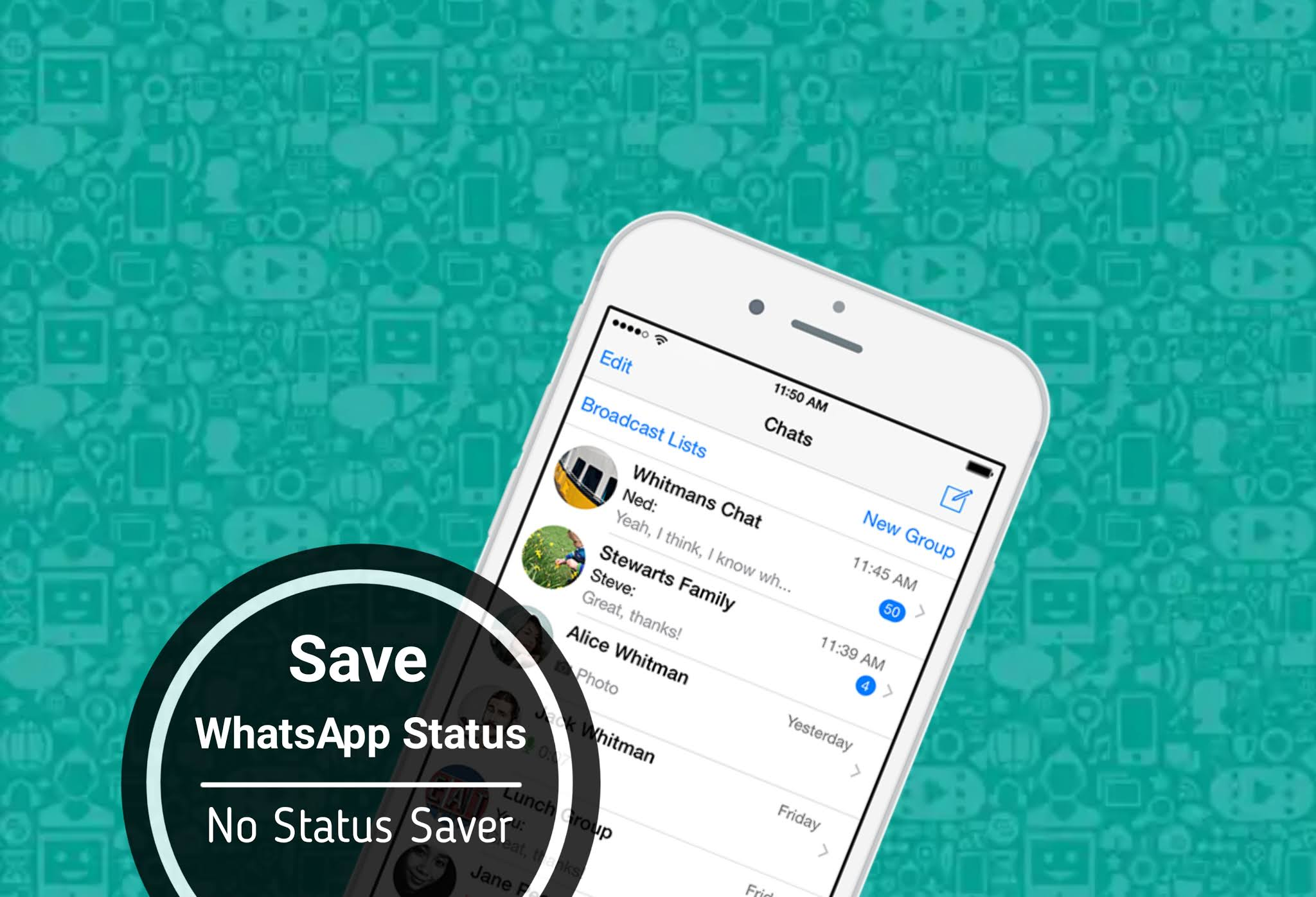 How To Save Whatsapp Status Without Using Status Saver App [Easy Steps]