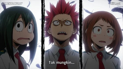 Nonton Streaming Boku no Hero Academia Season 4 Episode 6 Subtitle Indonesia