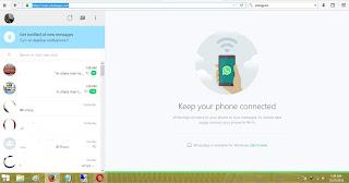 Cara Menggunakan WhatApps Pada Laptop Komputer Anda