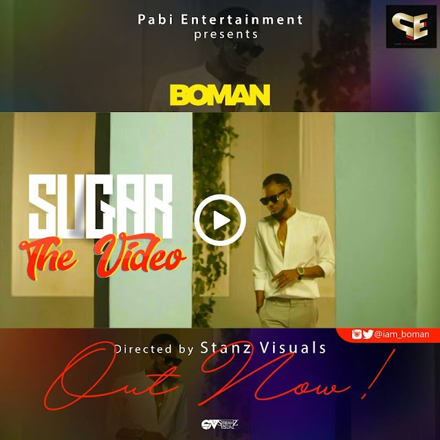 Video Premiere: Boman -Sugar   Dir. By Stanz Visualz
