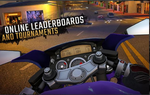 Game Motor Balap Android Offline Moto Rider GO MOD APK