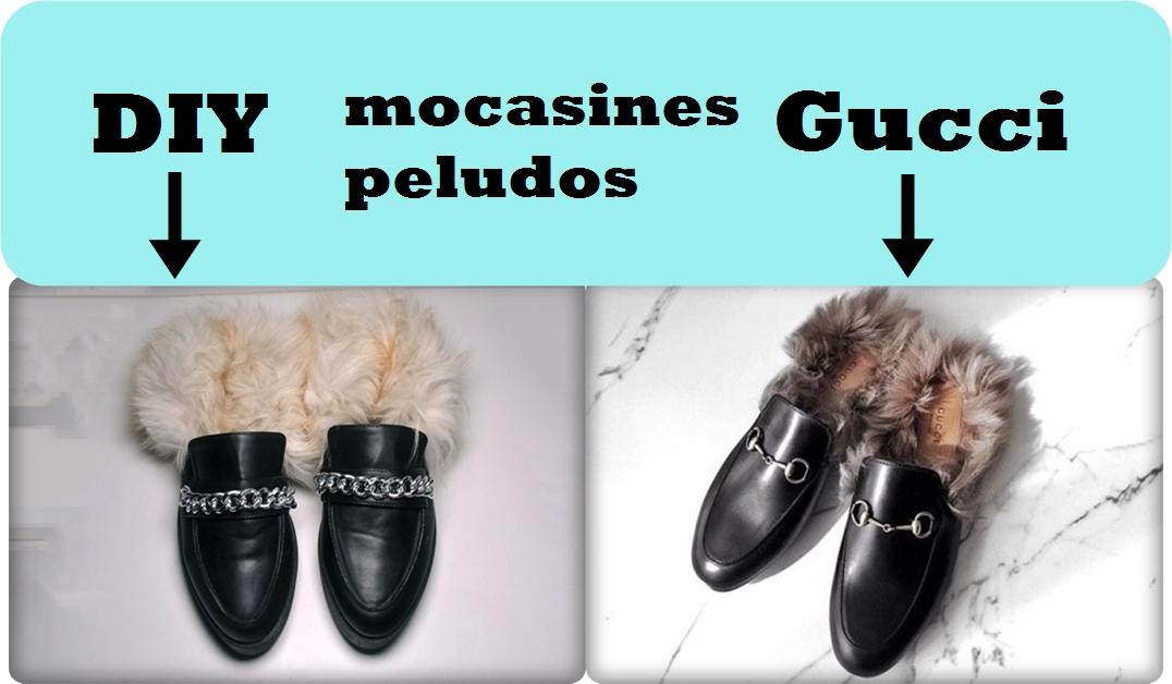 Gucci Zapatos Peludos