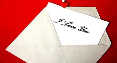 Gambar Contoh Surat Pribadi Untuk Pacar Paling Romantis