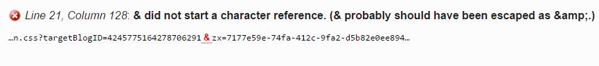 Cách xóa bỏ css mặc định trong blogspot