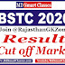 Rajasthan BSTC 2020 Result and Cut off Marks