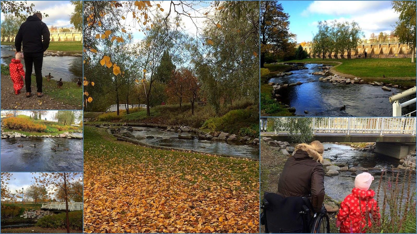 Kun äiti kelaa: Rakkauskaupunkimme, Oulu