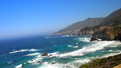 Northern California Coast: Monterey, Carmel & Big Sur
