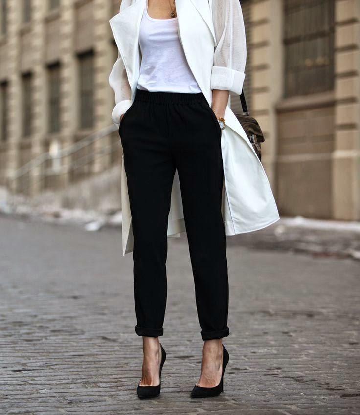 Trend Inspiration Sartorial Street Style Fashion