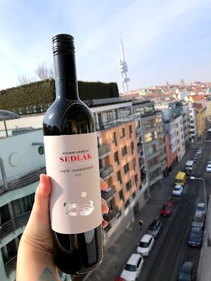 Pinot Chardonnay - Vinařství Sedlák