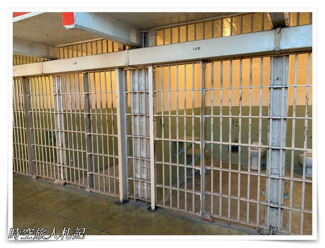 惡魔島的標準牢房