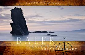 Baguio to Baler